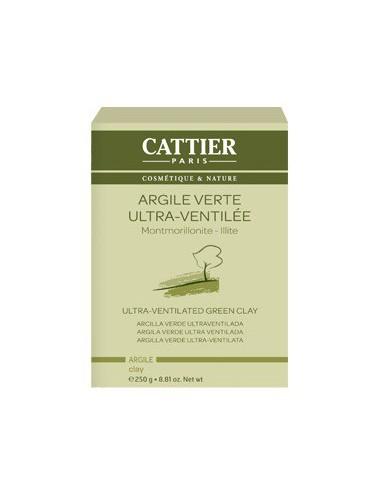 Argile Verte Ultra Ventilée - 250g