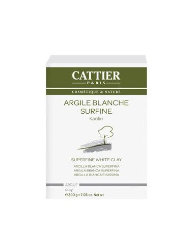 Argile Blanche Surfine - 200g