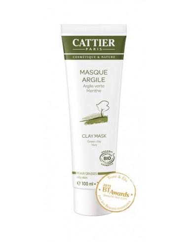 Masque Argile Verte menthe - 100 ml