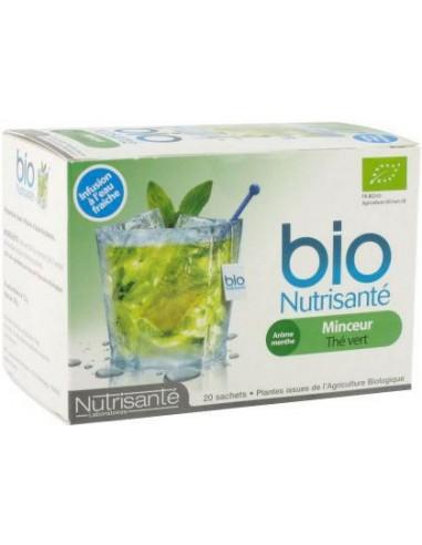 Infusion Froide Bio Minceur - 20 sachets