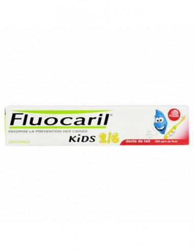 Dentifrice Kids 2-6 ans Fraise - 50ml