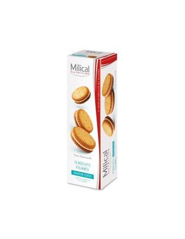 Biscuits Noix de Coco, 12 biscuits