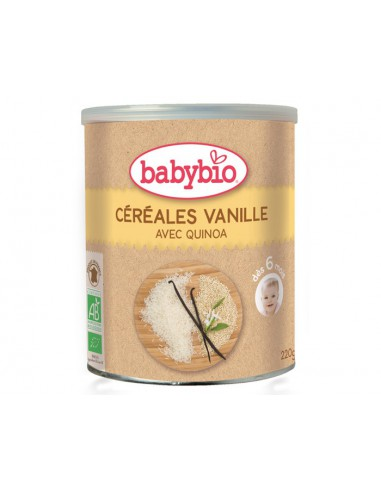 Céréales Vanille, 220g