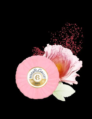 Rose Savon Parfumé Boîte Carton - 100g