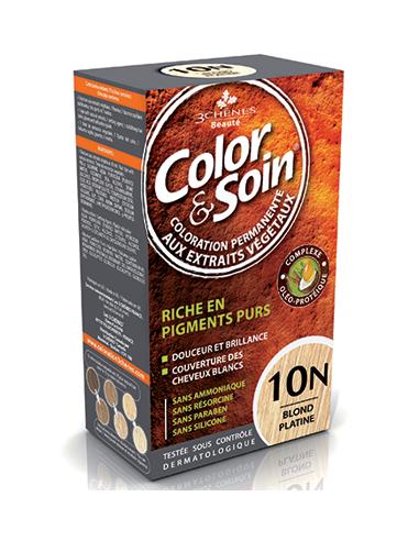 Color & Soin Coloration Blond Platine...