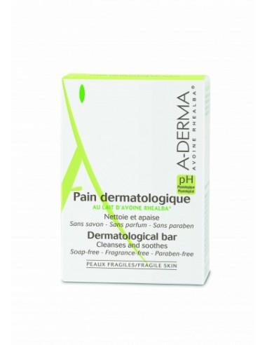 Pain dermatologique sans savon au...