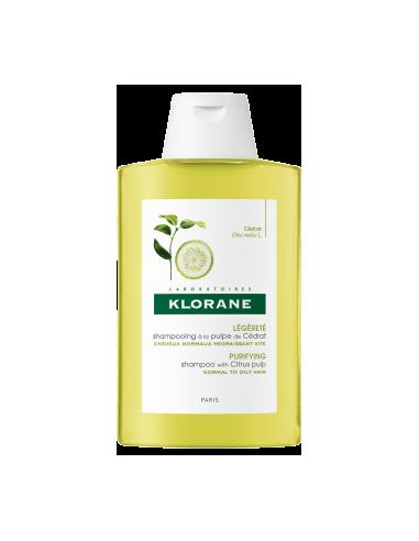 Shampooing à la Pulpe de Cédrat - 400ml