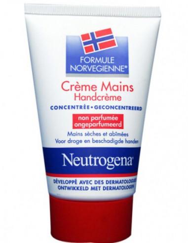 Creme Mains Sans Parfum, 50 ml