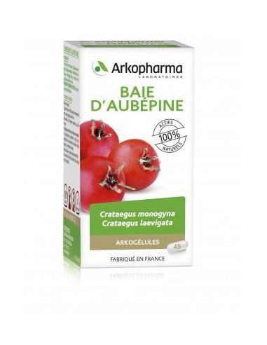 Arkogélules Baie d'Aubépine - 45 gélules