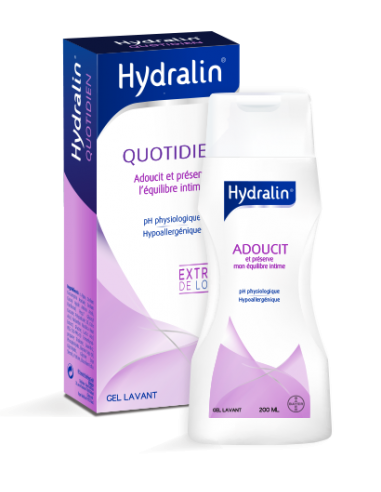 Hydralin Quotidien Gel Lavant Intime...