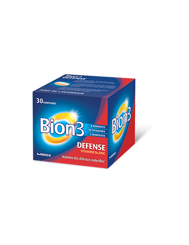 BION® 3 Défenses, 30 comprimés