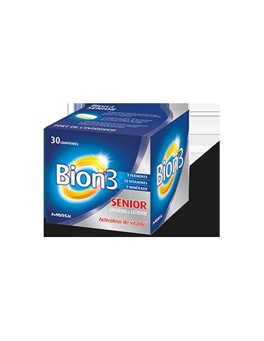 BION® 3 Seniors, 30 comprimés