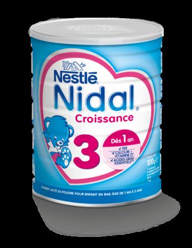Nidal Croissance 3ème Age - 800g