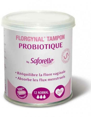 Florgynal Tampon Probiotique Normal,...