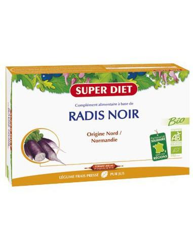 Radis Noir Bio - 20 x 15ml