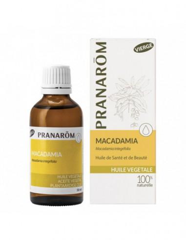 Huile végétale de Macadamia Bio - 50ml