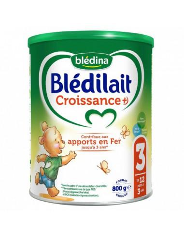 Blébina Blédilait Croissance Poudre -...