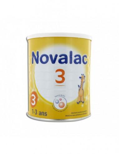 Novalac Lait Croissance 3ème Age - 800g