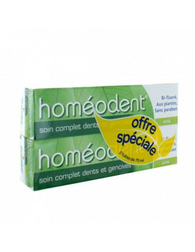 Boiron HOMEODENT soin complet dents...