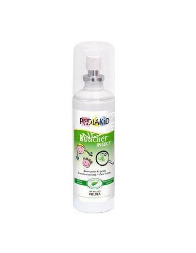 Bouclier Insect - Spray Répulsif, 100ml