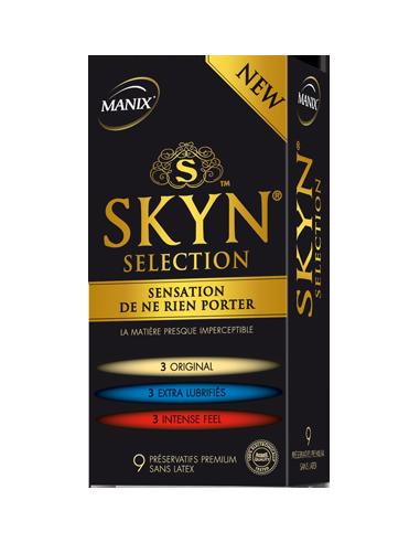Manix Skyn Sélection, 9 préservatifs