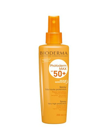 Photoderm MAX Spray SPF50+ / UVA 33 -...