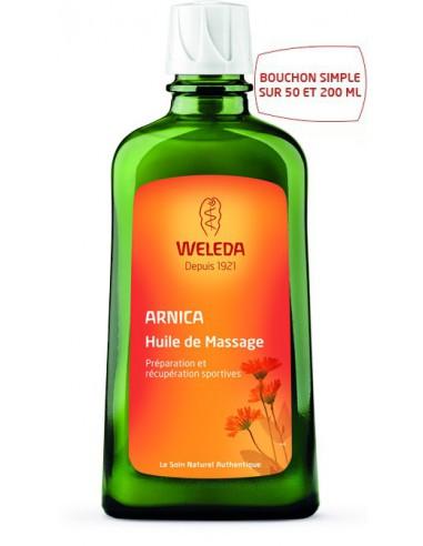 Huile de Massage à l'Arnica - 200ml