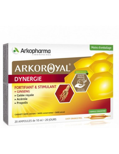 Arkoroyal® Dynergie - 20x10ml