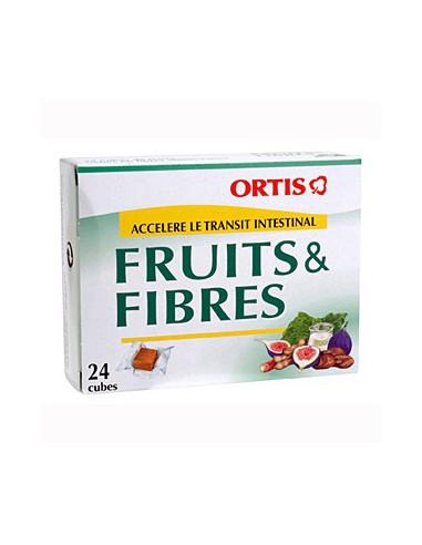 Fruits et Fibres, 24 cubes