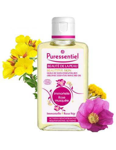 Huile de Beauté Soin & Massage BIo -...