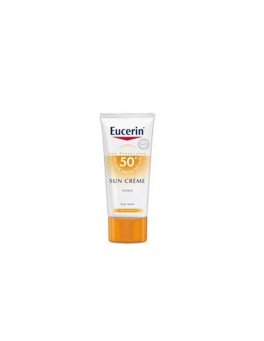 Sun Crème Peaux Sèches SPF 50+, 50ml