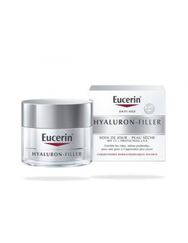 EUCERIN Hyaluron Filler, Crème de...