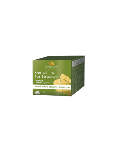 Biocyte Keratine Forte Masque® - 100ml