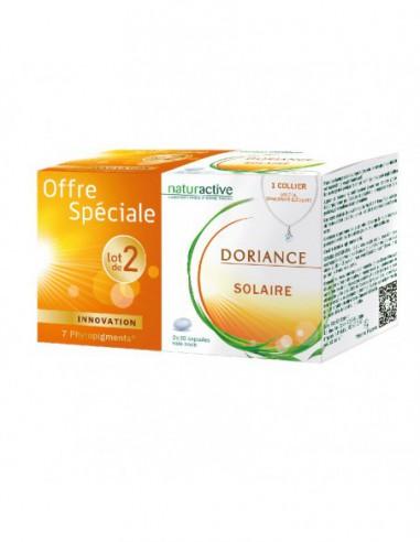 DORIANCE solaire - Cure de 2 mois