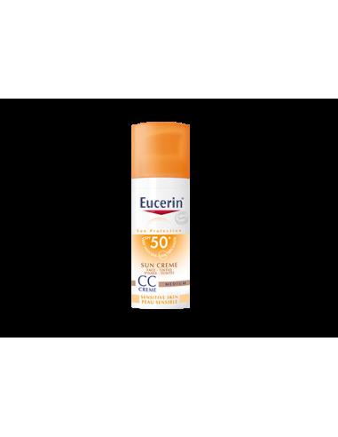 EUCERIN Sun CC Crème Teinte Medium...