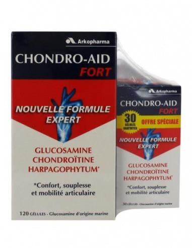 Chondro-Aid Fort 120  + 30 gélules