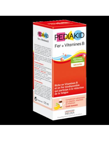 Sirop Fer + Vitamines B - 125ml