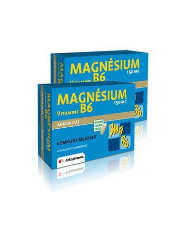 Arkovital Magnésium & Vitamine B6 -...