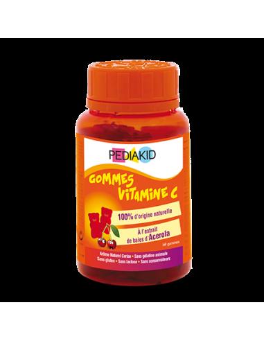 Gommes Vitamine C - 60 gommes