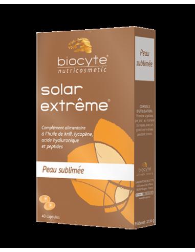 Biocyte Solar Extrême - 3x30 comprimés