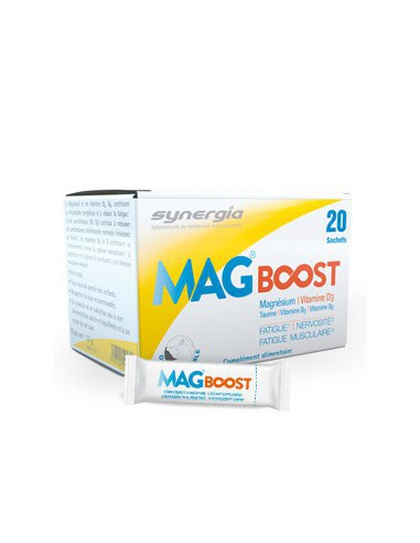 Mag Boost Orodispersible - 20 sachets
