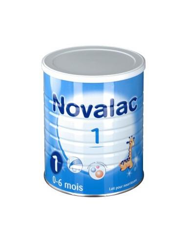 Novalac Lait 1er âge - 800g