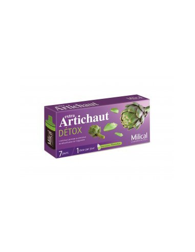 Extra Artichaut Détox - 7 doses