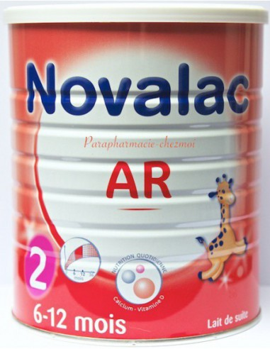 Novalac AR Lait Infantile 2ème âge -...