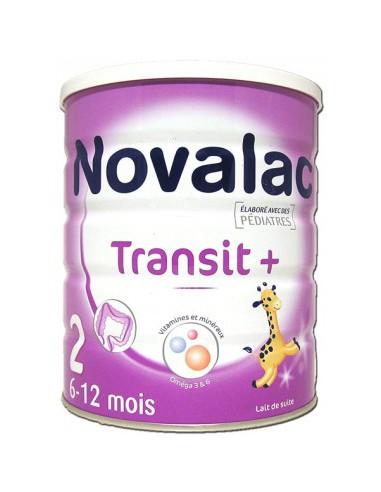Novalac Transit 2éme âge - 800g