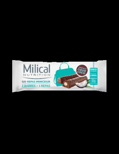 Go Repas Minceur Chocolat Coeur Coco...