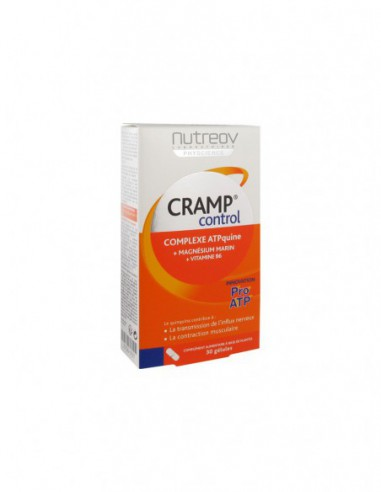 Cramp Control - 30 gélules