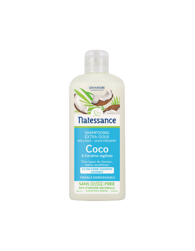 Shampooing Extra-Doux Coco - 250ml