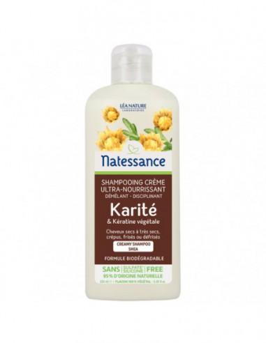 Shampooing Crème Karité et Kératine...