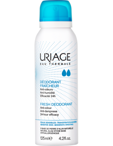 Déodorant Fraîcheur - 125ml